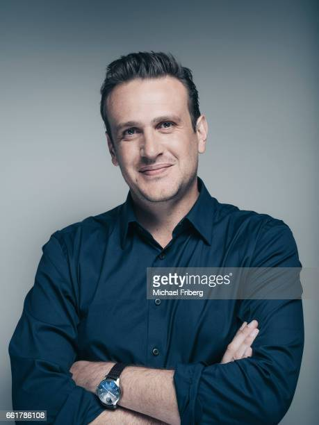 Actor Jason Segel from the film 'The Discovery' poses for a portrait at the Sundance Film Festival for Variety on January 21 2017 in Salt Lake City...