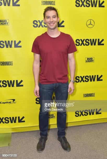 Actor Jason Stone attends the premiere of 'First Light' during SXSW at Alamo Lamar on March 10 2018 in Austin Texas