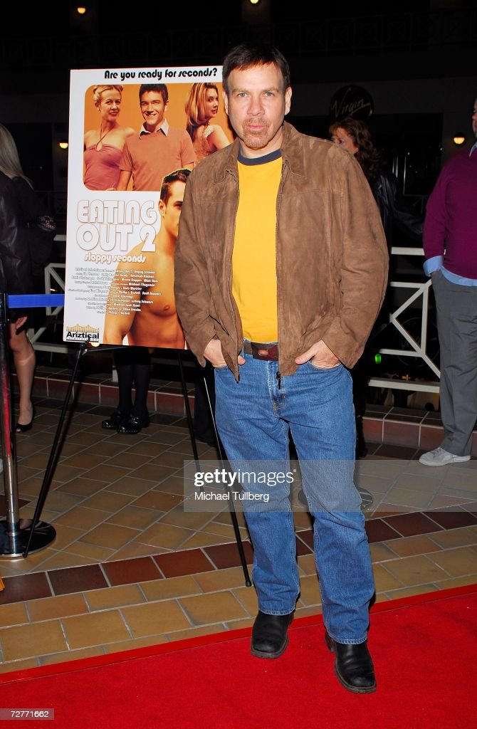 Actor Jason Stuart arrives at the premiere of the new movie 'Eating Out 2', held at Sunset 5 Theater on December 7, 2006, in West Hollywood, California.