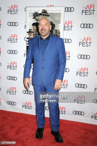 Actor Jason Stuart attends the screening of Netflix's Mudbound at the Opening Night Gala of AFI FEST 2017 Presented By Audi at TCL Chinese Theatre on...