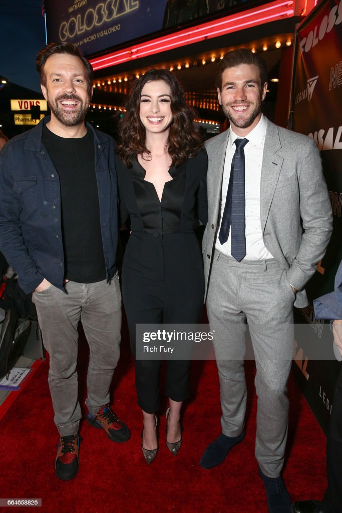 """Premiere Of Neon's """"Colossal"""" - Red Carpet : News Photo"""