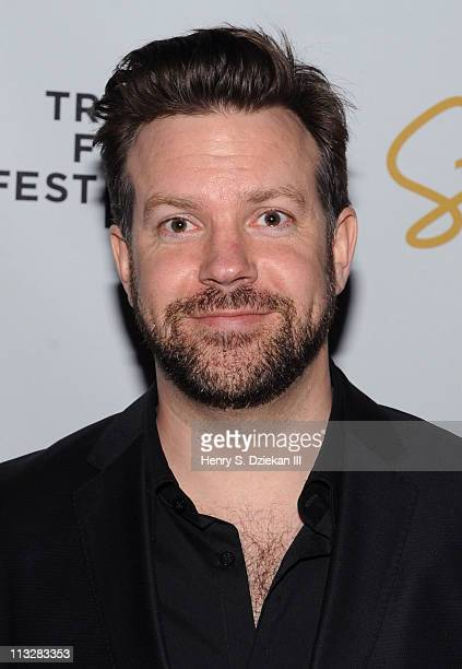 Actor Jason Sudeikis attends the after party for the premiere of 'A Good Old Fashioned Orgy' during the 10th annual Tribeca Film Festival at Liberty...