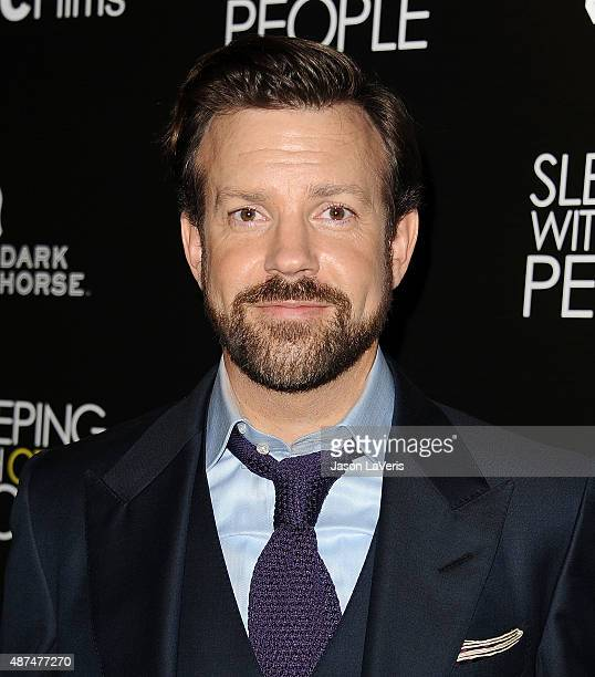 Actor Jason Sudeikis attends the premiere of 'Sleeping With Other People' at ArcLight Cinemas on September 9 2015 in Hollywood California