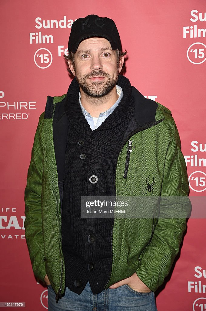 Actor Jason Sudeikis attends the 'Sleeping With Other People' premiere during the 2015 Sundance Film Festival on January 24, 2015 in Park City, Utah.