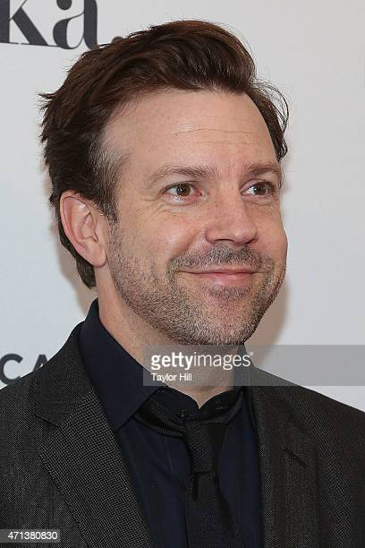 Actor Jason Sudeikis attends the world premiere of 'Meadowland' during 2015 Tribeca Film Festival at SVA Theater 1 on April 17, 2015 in New York City.