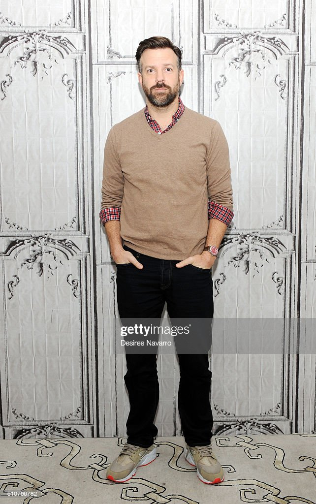 "AOL Build Speaker Series - Jason Sudeikis, Stephan James and director Stephen Hopkins, ""Race"""