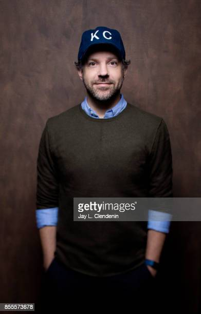 Actor Jason Sudeikis from the film 'Kodachrome' poses for a portrait at the 2017 Toronto International Film Festival for Los Angeles Times on...