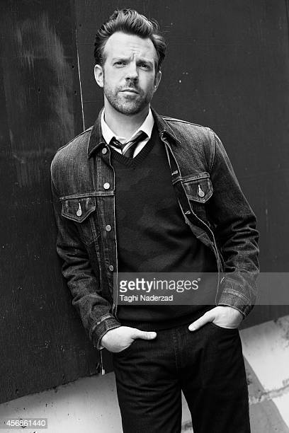 Actor Jason Sudeikis is photographed for Maxim Magazine on June 11 2013 in New York City PUBLISHED IMAGE