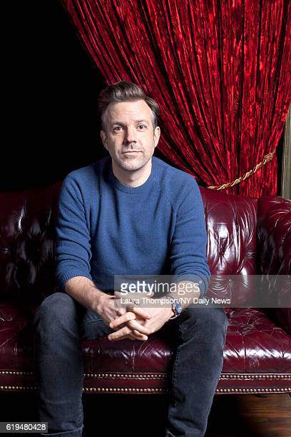 Actor Jason Sudeikis is photographed for NY Daily News on April 15 in New York City