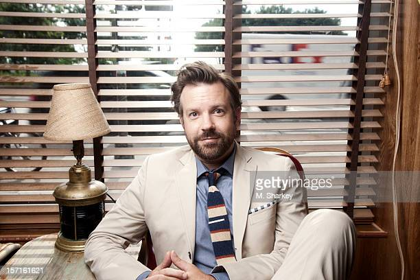 Actor Jason Sudeikis is photographed for People Magazine on August 20 2012 in New York City