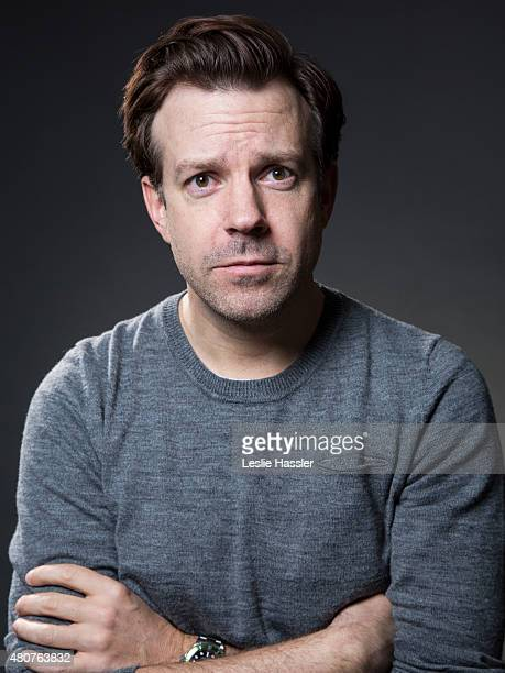 Actor Jason Sudeikis is photographed for Self Assignment on April 18 in New York City