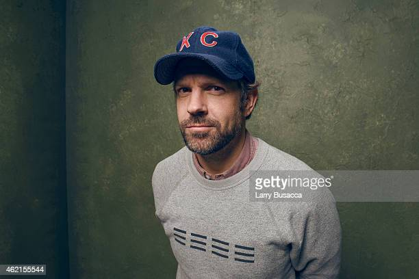 Actor Jason Sudeikis of 'Sleeping with Other People' poses for a portrait at the Village at the Lift Presented by McDonald's McCafe during the 2015...