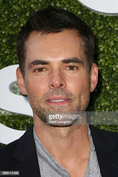 Actor Jason Thompson arrives at the CBS CW Showtime Summer TCA Party at the Pacific Design Center on August 10 2016 in West Hollywood California