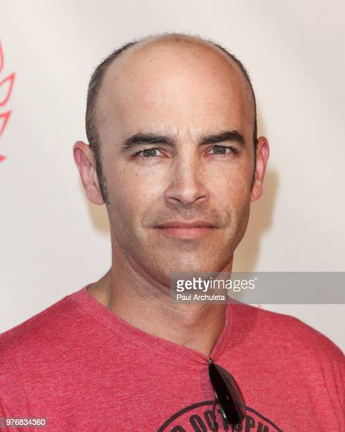 Actor Jason Thompson attends the premiere of 'Antiquities' at the Dances With Films Festival at the TCL Chinese 6 Theatres on June 16 2018 in...
