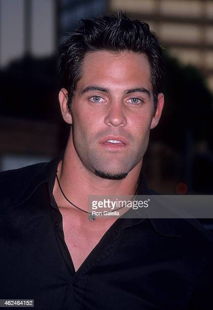 Actor JasonShane Scott attends the 'American Pie 2' Westwood Premiere on August 6 2001 at the Mann National Theatre in Westwood California