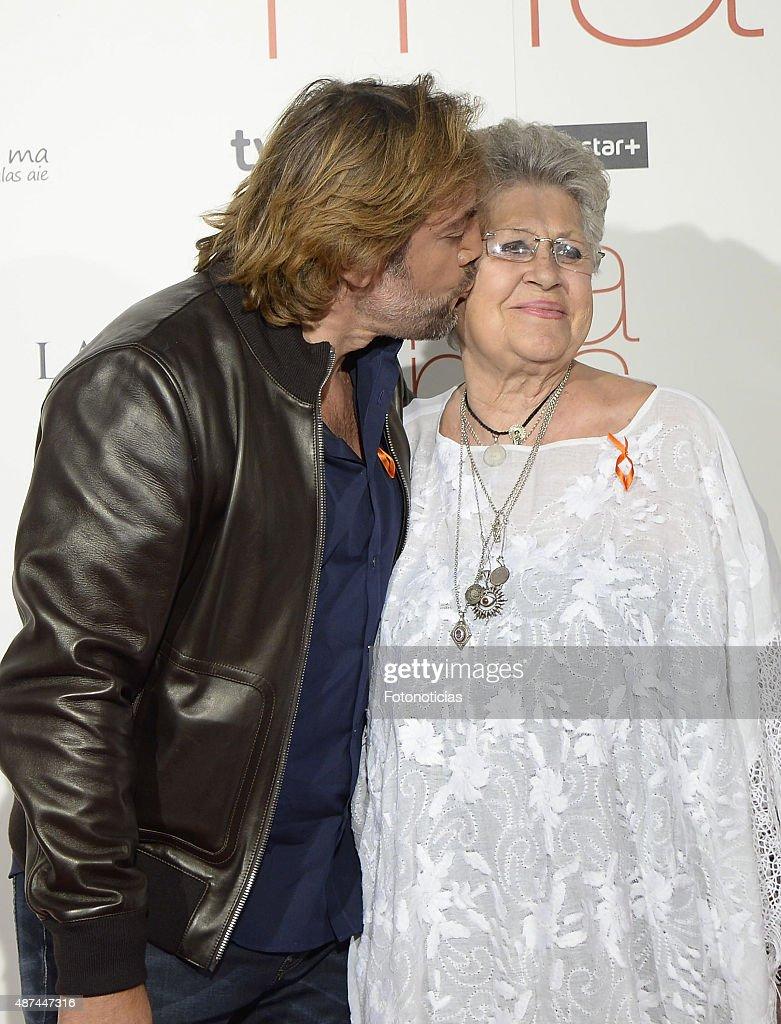 'Ma Ma' Madrid Premiere : News Photo
