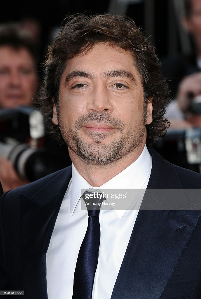 Actor Javier Bardem attends the  Biutiful  Premiere at the Palais des  Festivals during the 0a2f6cb437f
