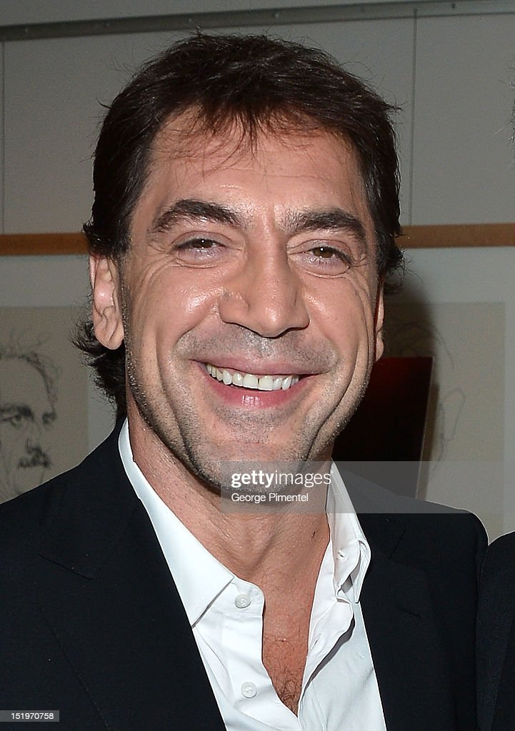 Actor Javier Bardem attends the 'Twice Born' premiere during the 2012 Toronto International Film Festival on September 13, 2012 in Toronto, Canada.