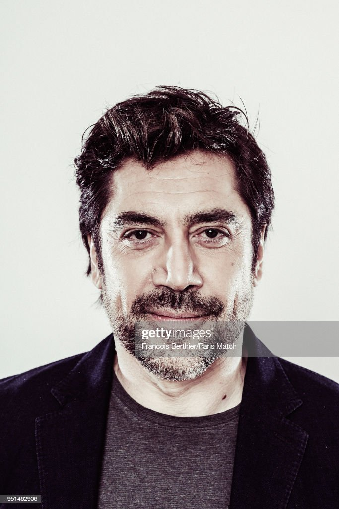 Javier Bardem, Paris Match Issue 3597, April 25, 2018