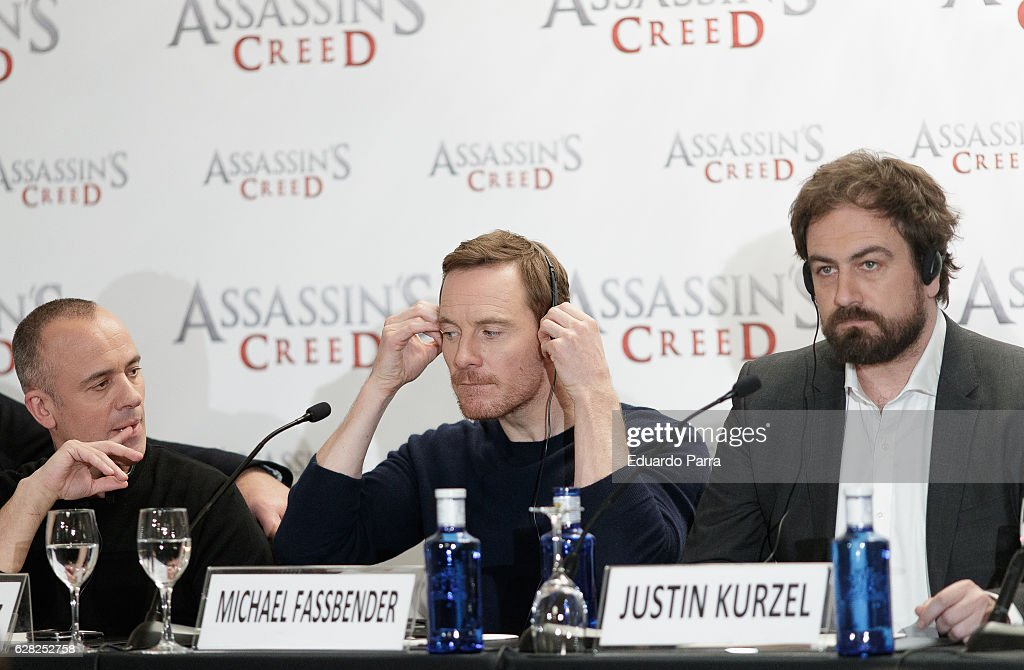 'Assassin's Creed' Madrid Photocall : News Photo