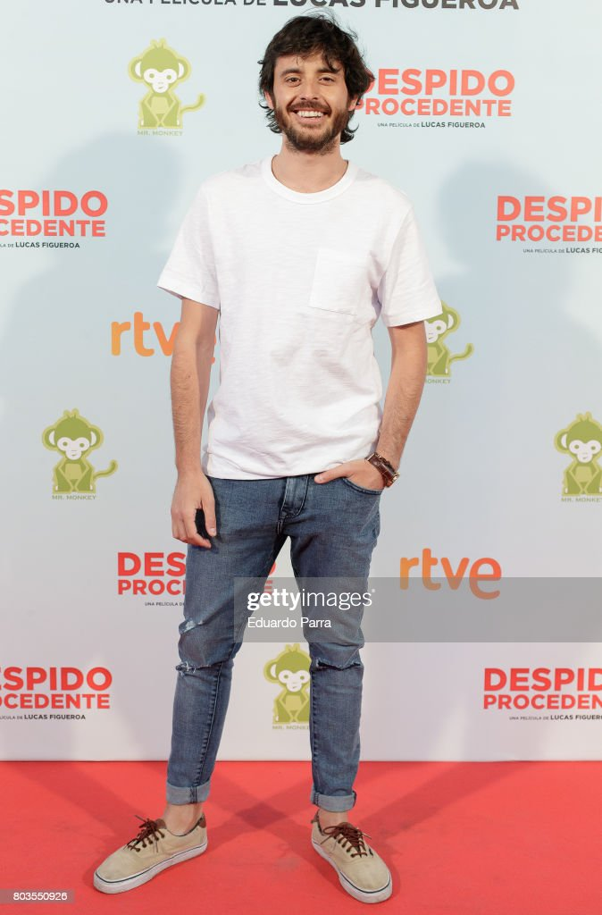 ¿Cuánto mide Javier Pereira? Actor-javier-pereira-attends-the-despido-procedente-photocall-at-on-picture-id803550926