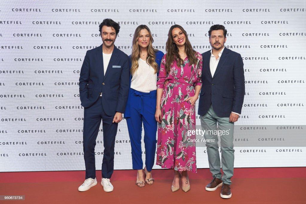 Cortefiel Spring-Summer 2018 Presentation in Madrid