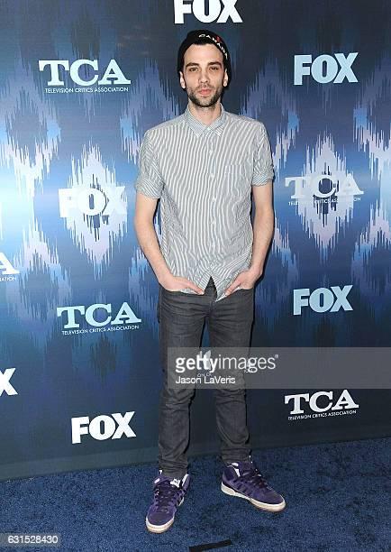 Actor Jay Baruchel attends the 2017 FOX AllStar Party at Langham Hotel on January 11 2017 in Pasadena California