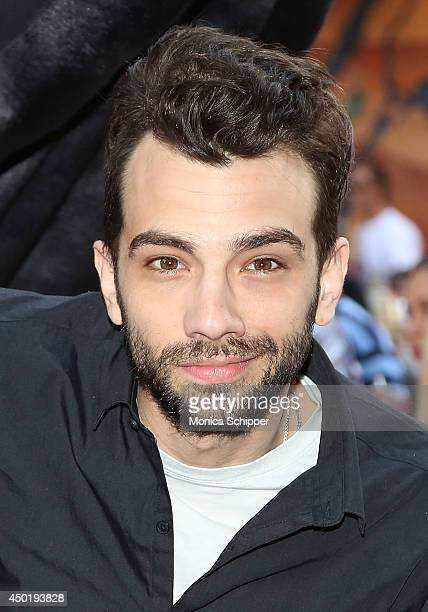 Actor Jay Baruchel attends the How To Train Your Dragon 2 Photo Call in Times Square on June 6 2014 in New York City