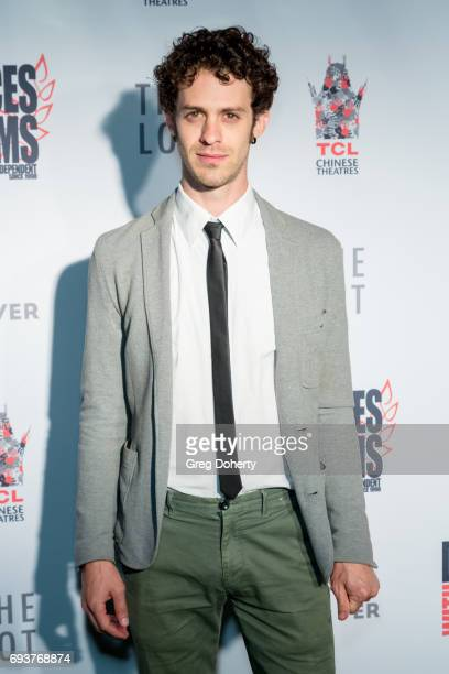 Actor Jay DeYonker attends the Landing Up World Premiere during 20th Annual Dances With Films at TCL Chinese 6 Theatres on June 7 2017 in Hollywood...