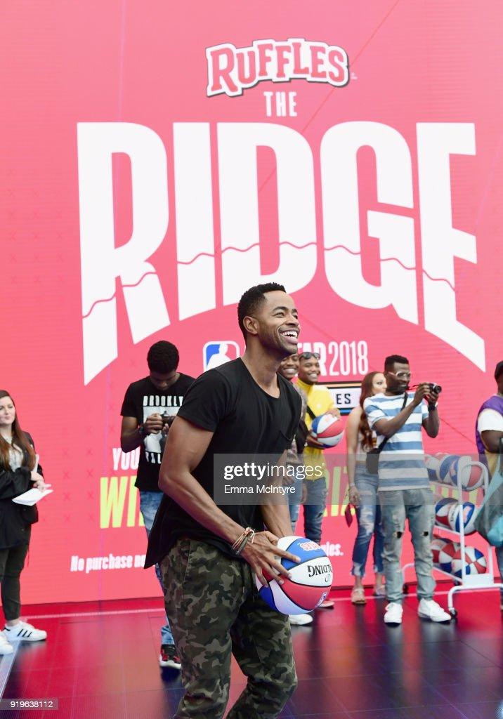 "Ruffles, the Official Chip of the NBA, and Presenting Partner of the NBA Celebrity All-Star Game unveils ""THE RIDGE"" 4-Point During NBA All-Star Weekend"