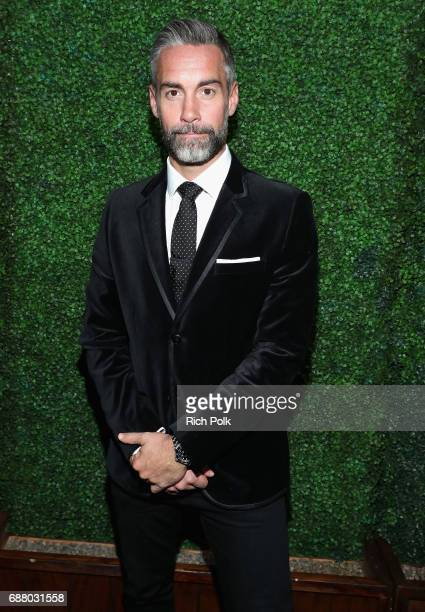Actor Jay Harrington attends the Sony Pictures Television LA Screenings Party at Catch LA on May 24 2017 in Los Angeles California