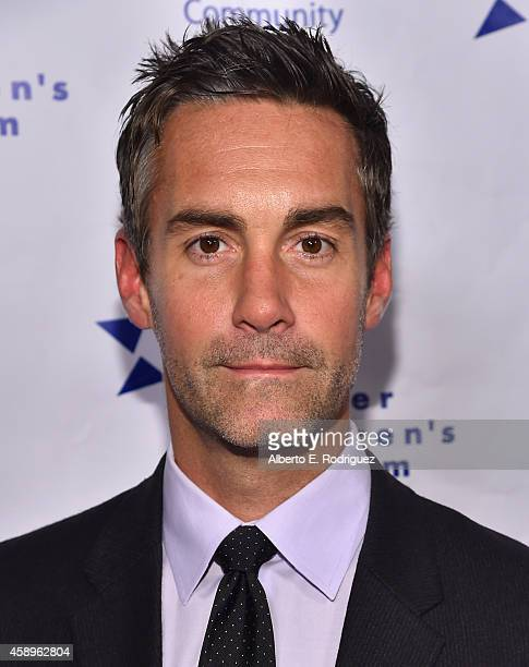 Actor Jay Harrington attends The Zimmer Children's Museum's 14th Annual Discovery Awards Dinner Honoring Dick Lippin and Allison Shearmur at the...