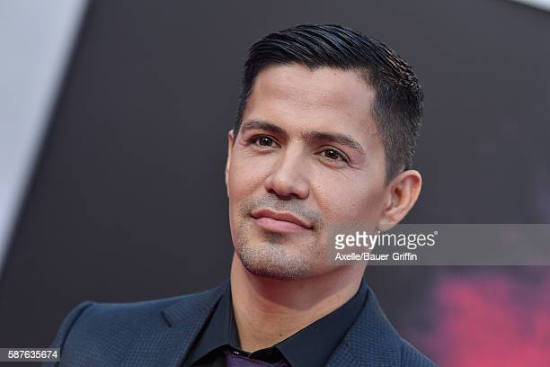 Actor Jay Hernandez arrives at the premiere of STX Entertainment's 'Bad Moms' at Mann Village Theatre on July 26 2016 in Westwood California