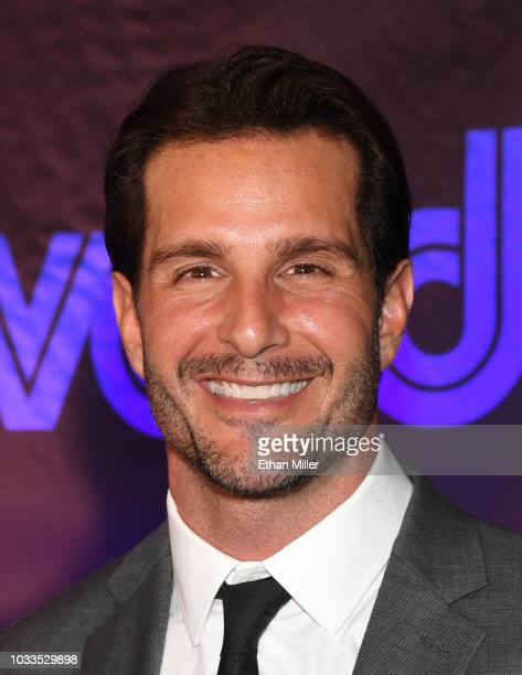 Actor Jay Jablonski attends Freestyle Releasing's world premiere of Bigger at the Orleans Arena on September 13 2018 in Las Vegas Nevada