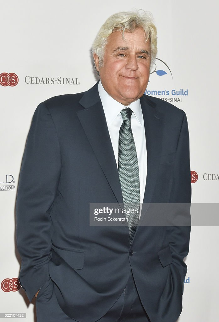 Actor Jay Leno attends 2016 Women's Guild Cedars-Sinai Annual Gala at The Beverly Hilton Hotel on November 9, 2016 in Beverly Hills, California.