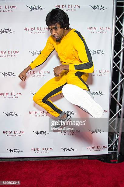Actor Jay Pharoah attends Heidi Klum's 17th Annual Halloween party at Vandal on October 31 2016 in New York City