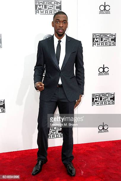 Actor Jay Pharoah attends the 2016 American Music Awards at Microsoft Theater on November 20 2016 in Los Angeles California