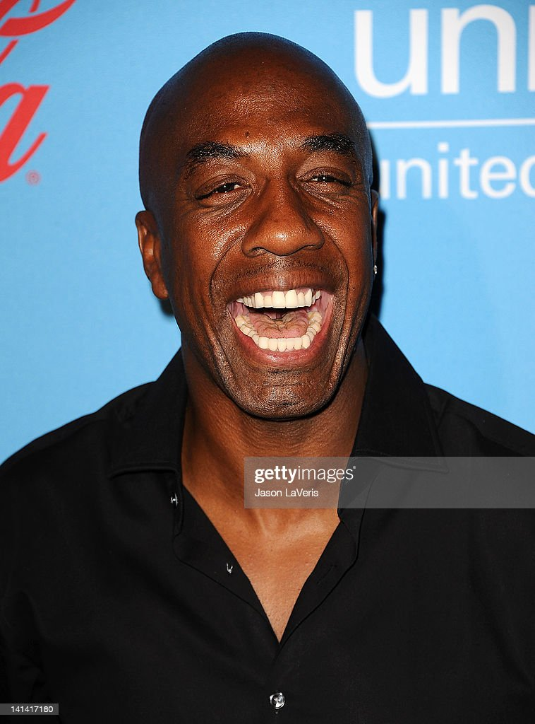 Actor J.B. Smoove attends the UNICEF 'Playlist With The A-List' celebrity karaoke benefit at El Rey Theatre on March 15, 2012 in Los Angeles, California.