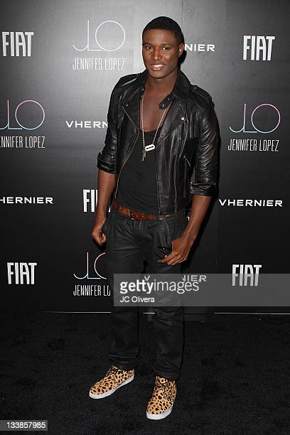 Actor JC Jones attends Jennifer Lopez's 2011 American Music Awards PostParty held at the Greystone Manor Supperclub on November 20 2011 in Los...