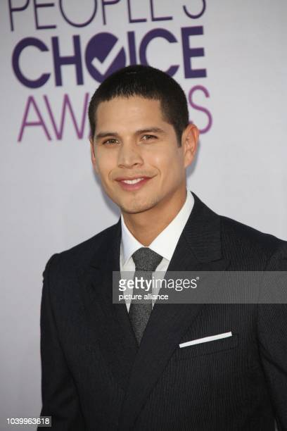 Actor JD Pardo arrives at the 39th Annual People's Choice Awards at Nokia Theatre at LA Live in Los Angeles USA on 09 January 2013 Photo Hubert...