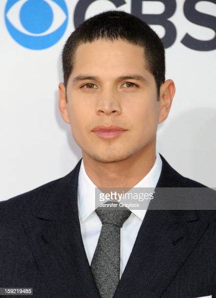 Actor JD Pardo attends the 2013 People's Choice Awards Arrivals held at Nokia Theatre LA Live on January 9 2013 in Los Angeles California