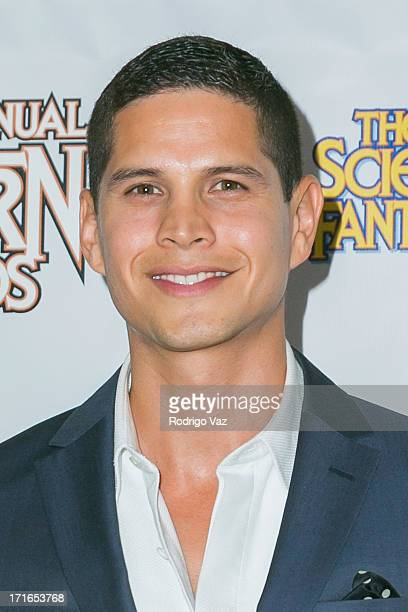 Actor JD Pardo attends the 39th Annual Saturn Awards at The Castaway on June 26 2013 in Burbank California