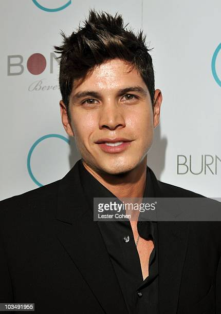 Actor JD Pardo attends the after party for the premiere of The Burning Plain held at the Thompson Hotel on September 14 2009 in Beverly Hills...
