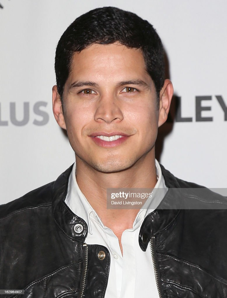 Actor JD Pardo attends The Paley Center for Media's PaleyFest 2013 honoring 'Revolution' at the Saban Theatre on March 2, 2013 in Beverly Hills, California.