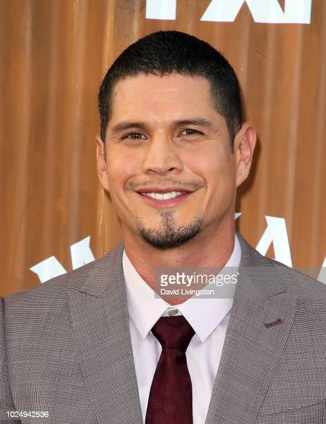 Actor JD Pardo attends the premiere of FX's Mayans MC at TCL Chinese Theatre on August 28 2018 in Hollywood California
