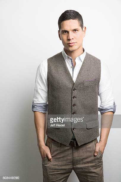 Actor JD Pardo is photographed for TV Guide Magazine on January 17 2015 in Pasadena California