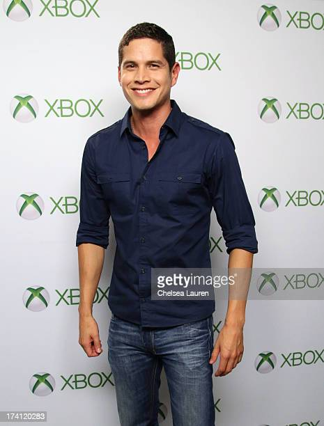 Actor JD Pardo visits Xbox One at ComicCon 2013 at the Hard Rock Hotel San Diego on July 20 2013 in San Diego California