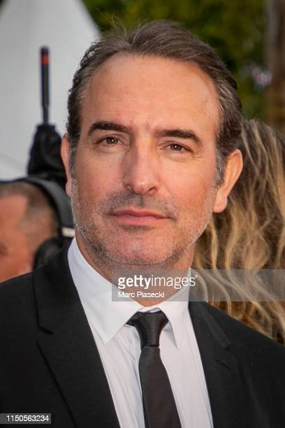 Actor Jean Dujardin attends the screening of Le Belle Epoque during the 72nd annual Cannes Film Festival on May 20 2019 in Cannes France