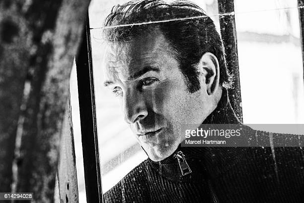 Actor Jean Dujardin is photographed for Self Assignment on June 23 2016 in Paris France #MORE IMAGES AVAILABLE UPON REQUEST#