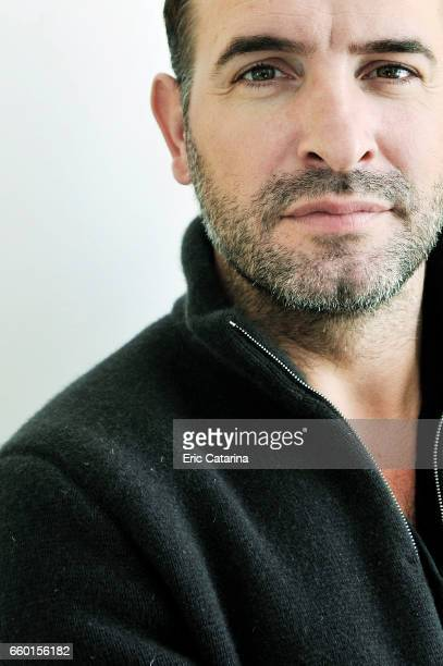 Actor Jean Dujardin is photographed for Self Assignment on November 26 2010 in Montpellier France